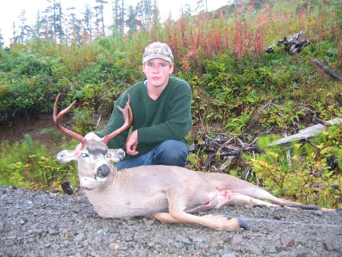 Vancouver Island Bow Elk Hunting